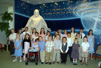2007 Primary Temple Trip